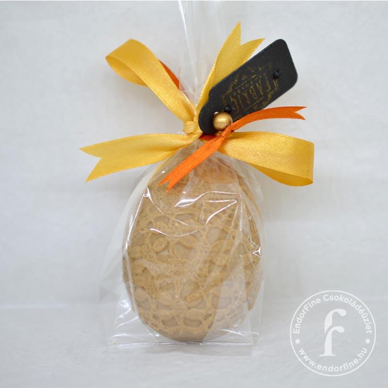 Fabric Citromos-fahéjas 33%-os fehércsokoládé tojás 30g