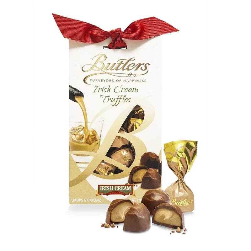 Butlers Irish cream trüffelkrémes tejcsokoládé bonbon desszert 170g