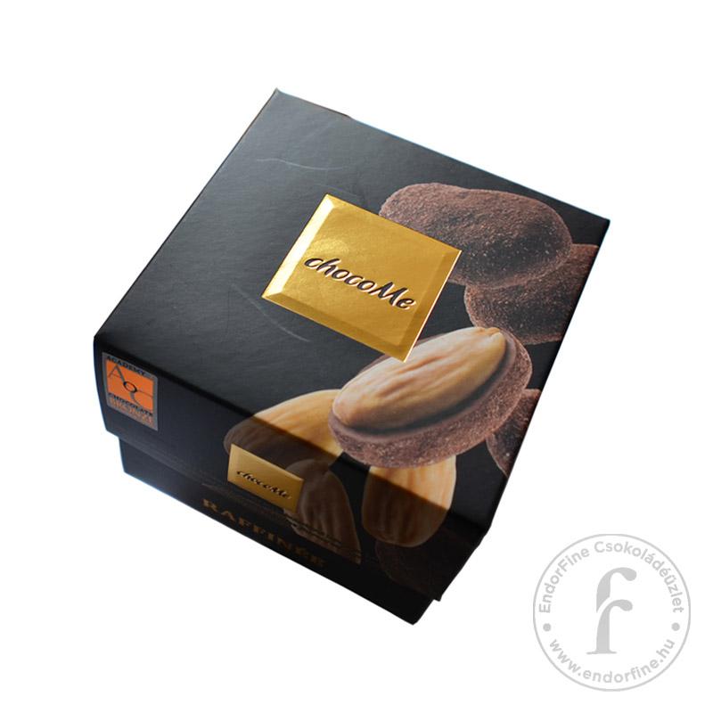 ChocoMe Raffinée Szicíliai mandula kardamomos-kávés 60%-os étcsokoládéban 120g