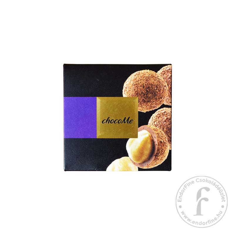 """ChocoMe """"Raffinée"""" Piemonte-i mogyoró kávés-mogyorós 35%-os tejcsokoládéban 120g"""