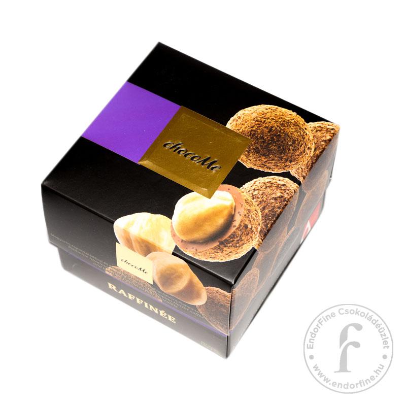 ChocoMe Raffinée Piemonte-i mogyoró kávés-mogyorós 35%-os tejcsokoládéban 120g