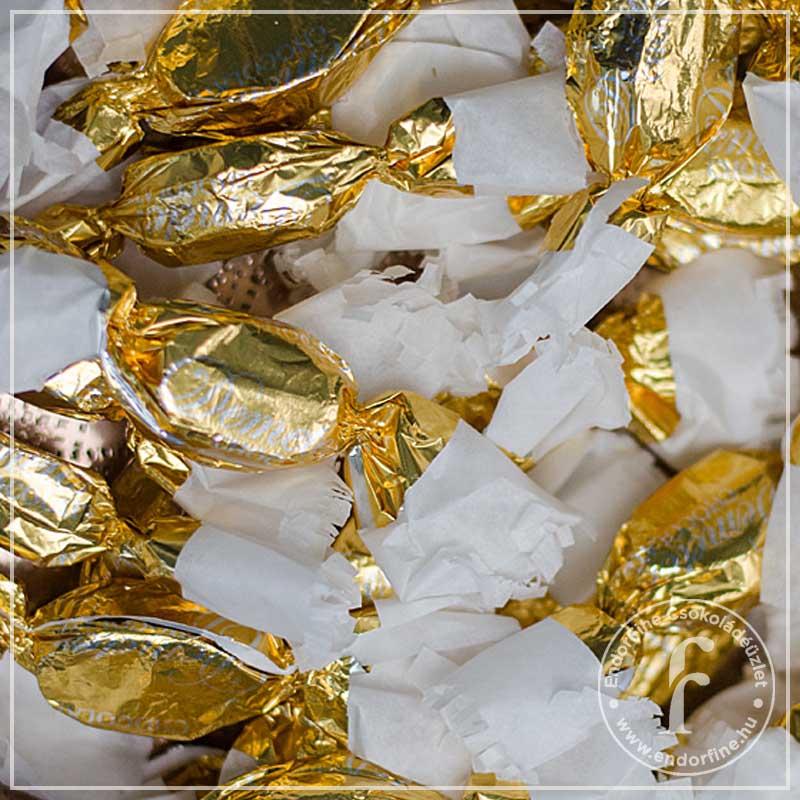 Demeter Chocolate Sós-karamellkrémes bonbonszaloncukor tejcsokoládéban 250g