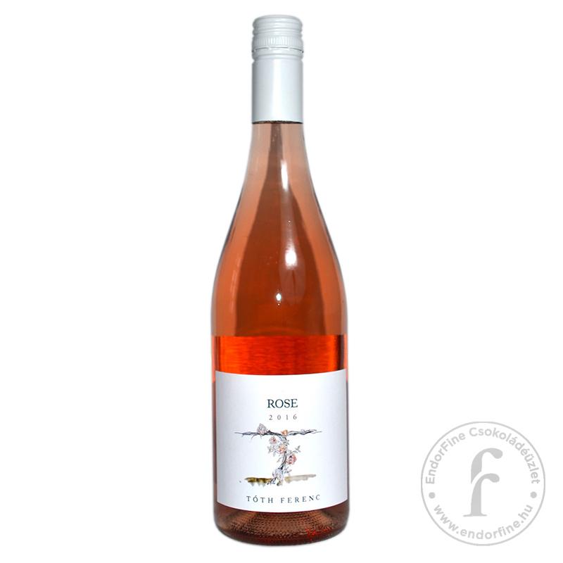Egri Borvár Pincészet Pinot Noir rozé (2016) 0,75l