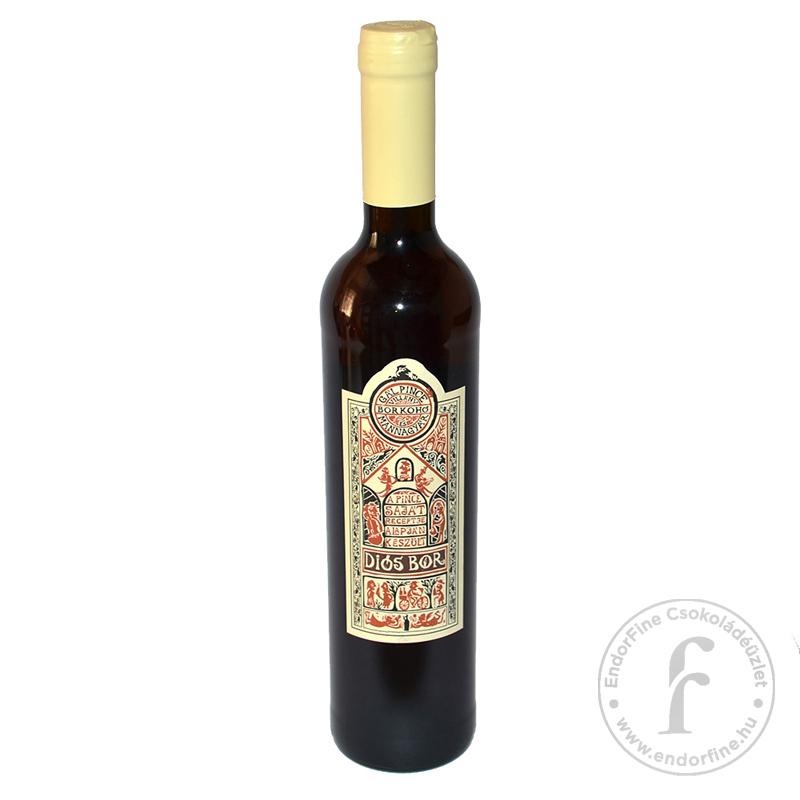Gál Pincészet Diós villányi desszertbor 0,5l