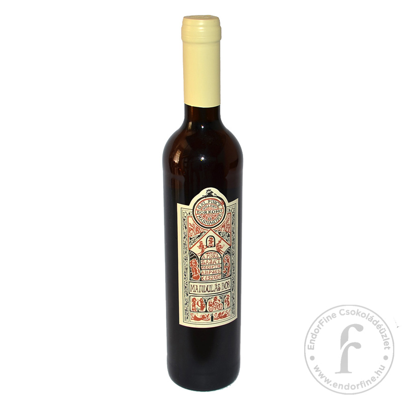 Gál Pince Mandulás villányi desszertbor 0,5l