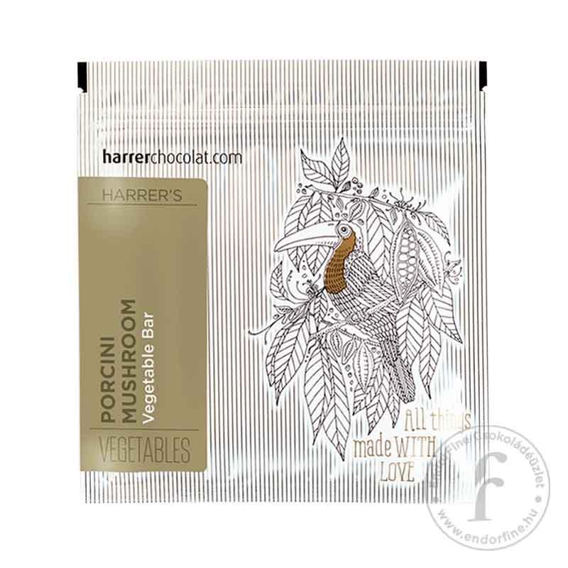 Harrer Vargányagombás fehércsokoládé 50g