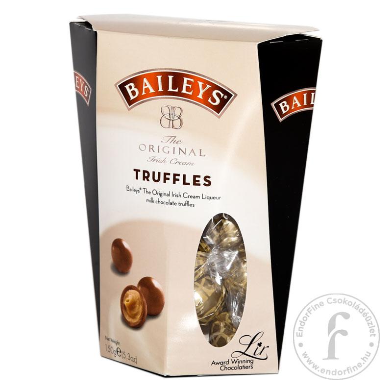 Lir Baileys likőrös trüffelkrémmel töltött 37%-os tejcsokoládé golyók 150g