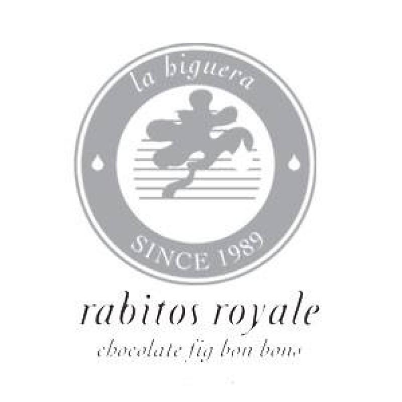 La Higuera Rabitos Royale 52%-os étcsokoládéval bevont, trüffelkrémmel töltött egész fügék 265g