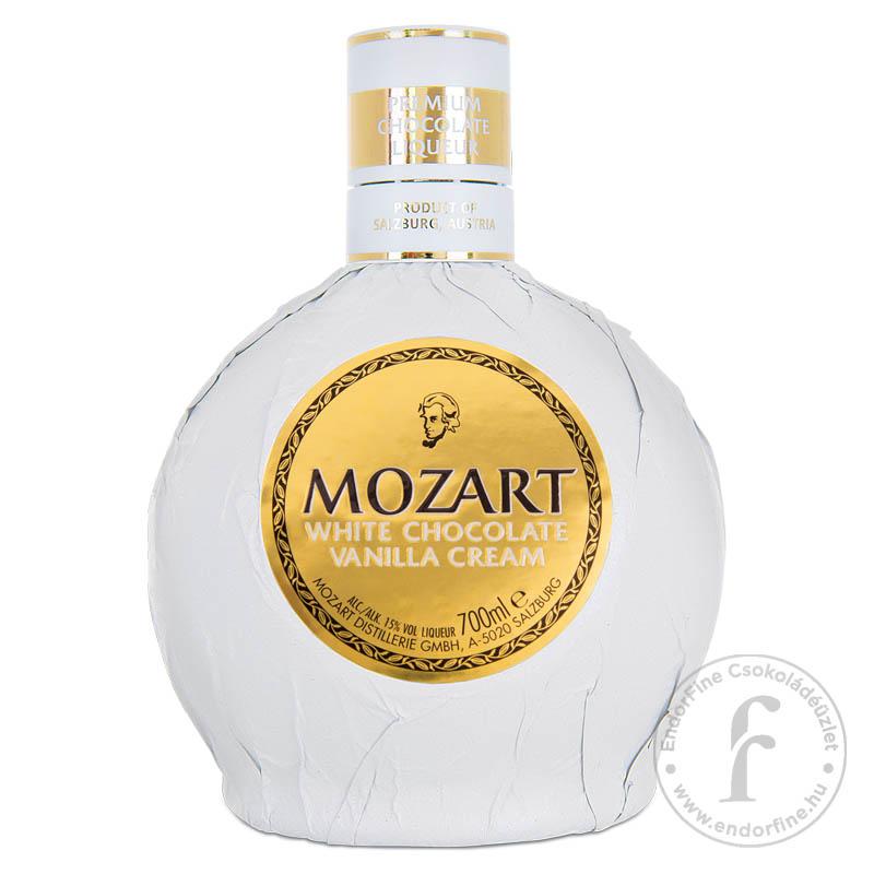 Mozart Vaníliás fehércsokoládé krémlikőr 0,5l