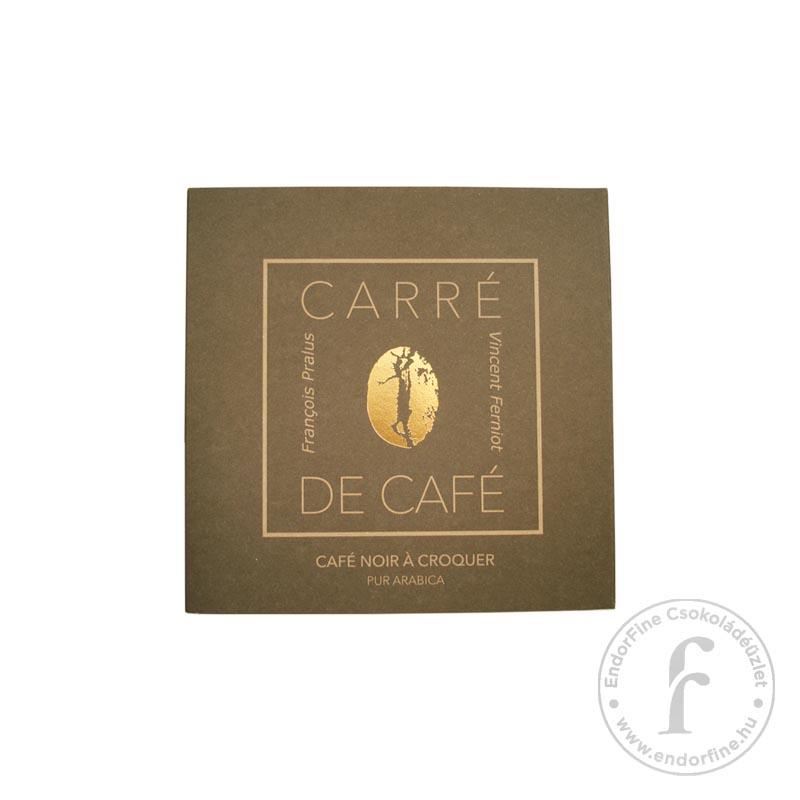Pralus Carré de café Feketekávé 50g