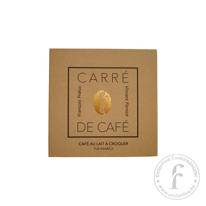 Pralus Carré de café Tejeskávé 50g