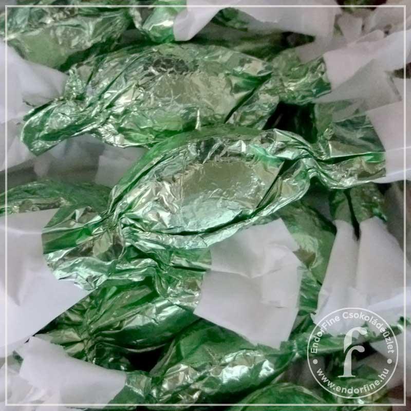 Mandulamarcipán szaloncukor aszalt sárgabarackkal 70%-os étcsokoládéban 250g - cukormentes