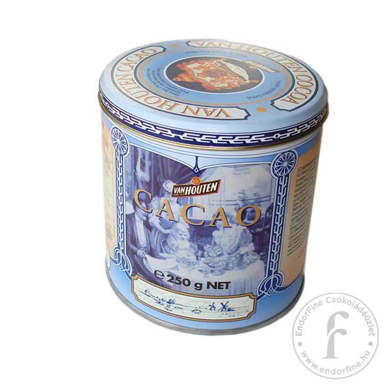 Van Houten Kakaópor vintage dobozban 250g